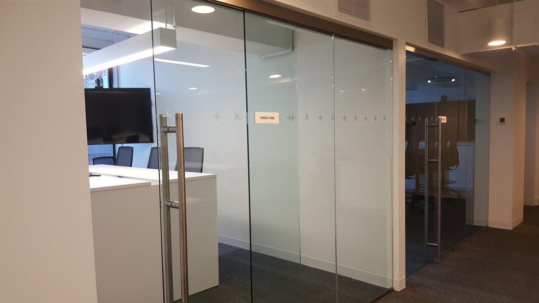 Aluminum Track Sliding Glass Doors Allstate Glass Commercial