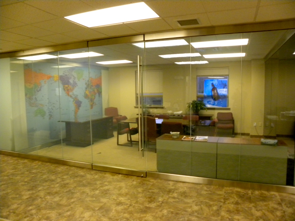 Switchable Glass Allstate Glass Commercial